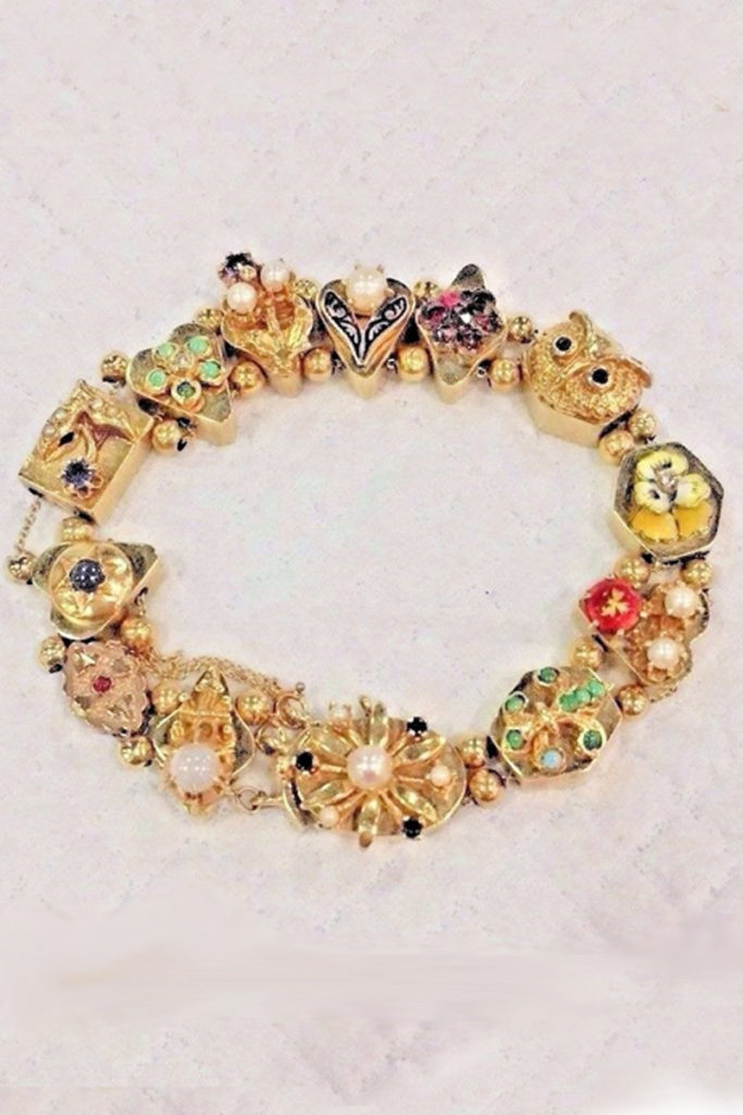 Antique Historical Bracelet
